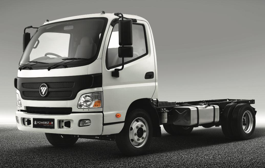 Powerstar Trucks – Built To Last
